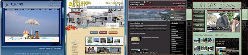 Custom Real Estate Designs Available